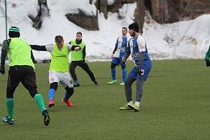Na jarní souboje v I. B třídě východ se připravují také hráči Spartak Smržovky
