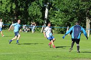 Zásadský fotbal slavil kulatiny, rovných sto let. A oslava byla výborná.