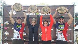 Zuzana Kocumová zabodovala v překážkovém běhu Spartan Race