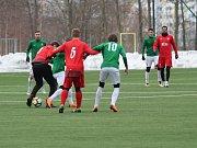 Před začátkem divizní soutěže mají před sebou hráči Jiskry Mšeno ještě několik přípravných zápasů.