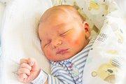 VÁCLAV ZAVADIL se narodil v úterý 12. září mamince Markétě Polmové z Liberce. Měřil 54 cm a vážil 4,30 kg.
