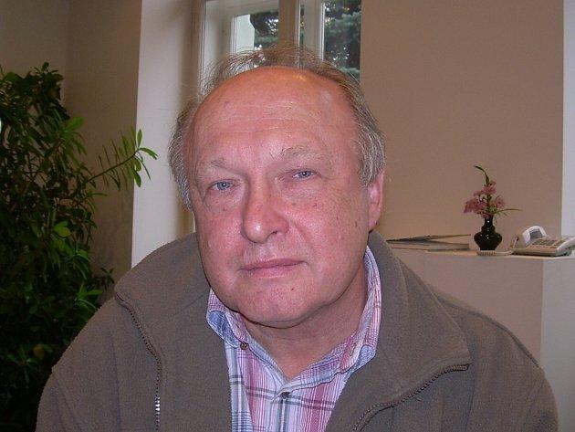 Vladimír Svatoň, technik muzea