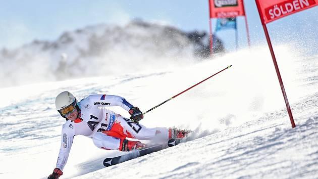 Čeká ho noční slalom, další závod světového poháru.