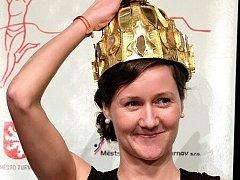 Nejlepší sportovkyní Turnova za uplynulý rok se stala Michaela Omová z TJ Turnov, oddílu ROB