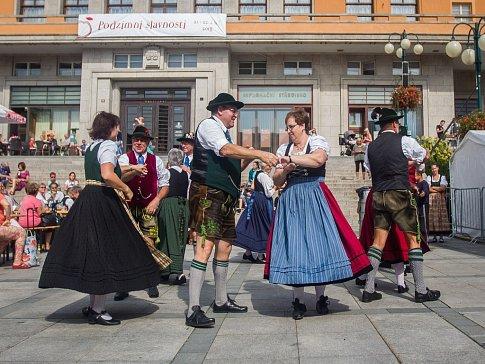 Tradiční podzimní slavnosti začaly 21. září v Jablonci nad Nisou.