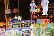 Vánoční trhy v Jablonci - seženete vše