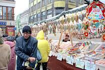 Vánoční trhy v Jablonci - čtvrtek 15. prosince.