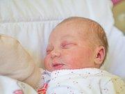 VIKTORIE se narodila v pondělí 19. června mamince Michaele z Liberce. Měřila 46 cm a vážila 2,70 kg.
