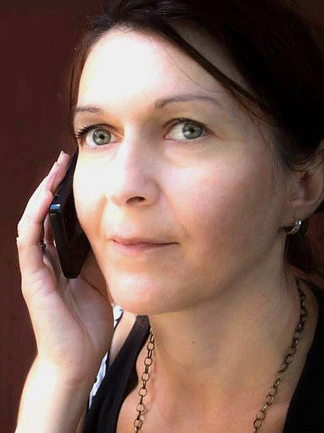 Iva Chaloupková, vedoucí IKS Ž. Brod