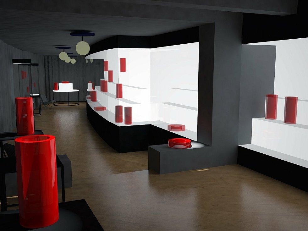 Tak bude vypadat nová expozice v Městském muzeu Železný Brod.