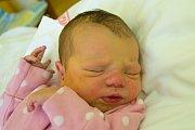 VANESA SVOBODOVÁ se narodila v úterý 28. listopadu v jablonecké porodnici mamince Karolíně Musilové z Hejnic.  Měřila 51 cm a vážila 3,30 kg.