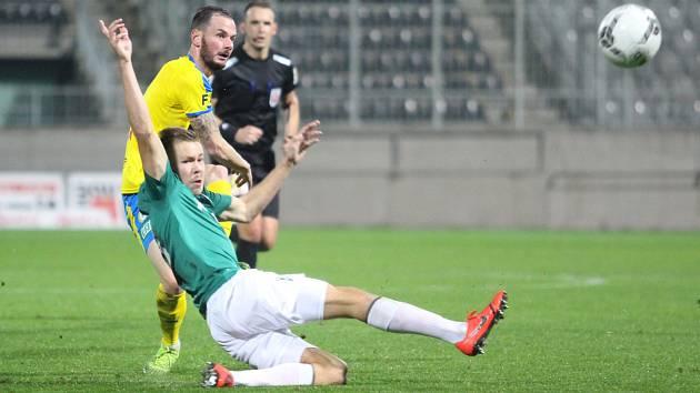 Jablonec v malém severočeském derby porazil Teplice 4:1.