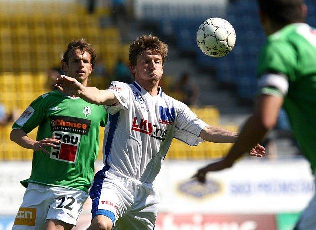 Jablonec v neděli překvapivě prohrál s Ústím nad Labem.