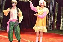 Národní cirkus Jo-Joo hostuje v Jablonci nad Nisou u Tajvanu.