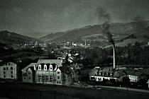 Obec Plavy na historických fotografiích.