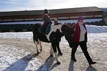 Zapsaný spolek Svítání ukončí s koncem ledna provoz stejnojmenného hiporehabilitačního centra v Tanvaldu.