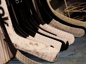 Hokej - ilustrační snímek