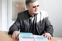 Předseda krajské Asociace samostatných odborů Milan Šubrt