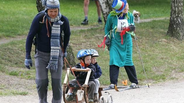8. ročníku Prasoloppetu se loni zúčastnil rekordní počet závodníků – 49 odvážlivců.