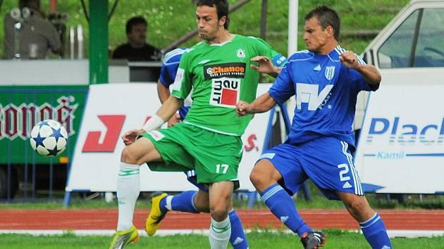 Baumit si ve 2. kole poháru poradil s divizním Dvorem Králové.