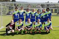 Čertice vyhrály první zápas