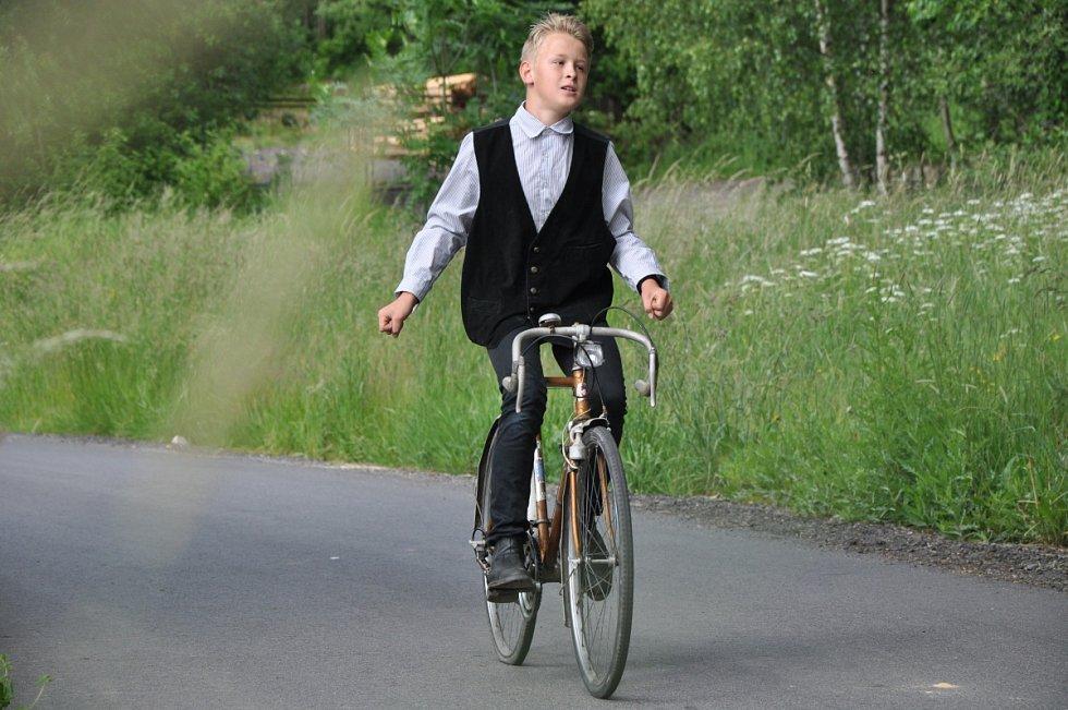 11. Spanilá jízda cyklostezkou Járy Cimrmana