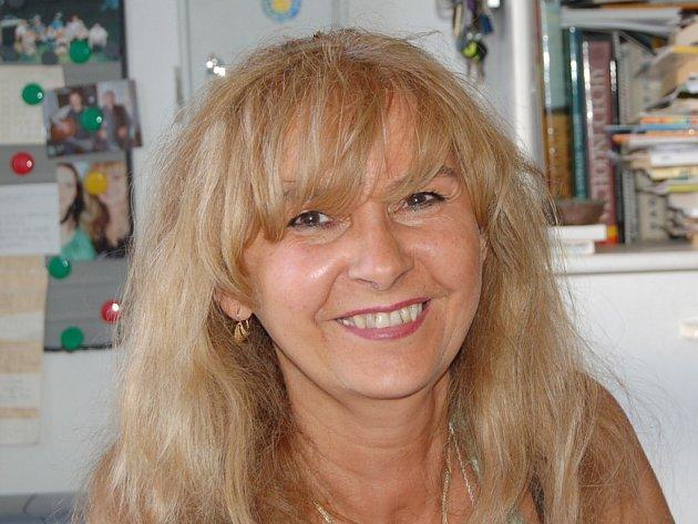 Jana Kocourková, ředitelka katolické školy