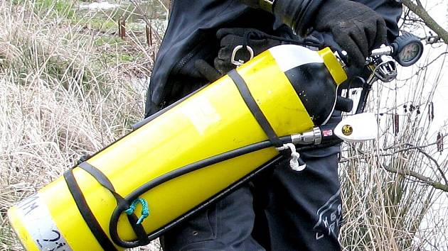 Potápěčské vybavení. Ilustrační snímek.