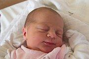 DOMINIKA MATĚJKOVÁ se narodila 2.10. Michaele Augstenové. Měřila 48 cm a vážila 3,80 kg.