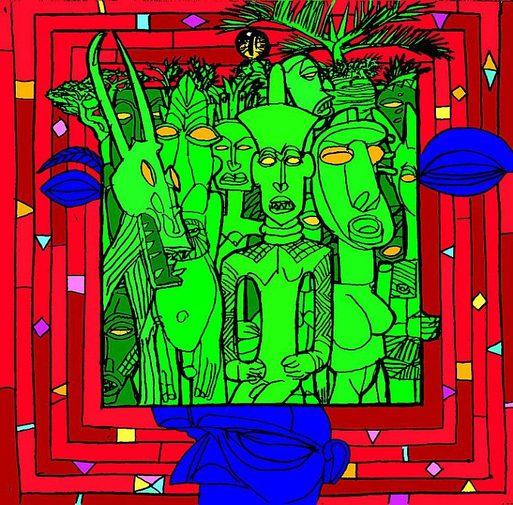 Boris Jirků – obrazy a ilustrace. Výstava předního českého malíře, kreslíře a ilustrátora v jablonecké Galerii MY.