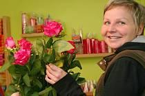Ženy potěší nejvíce červené růže.