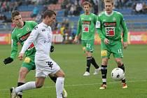 Fotbalisté Baumitu remozovali se Slováckem 1:1.