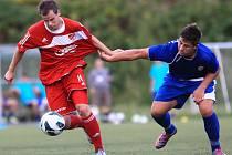 Fotbalisté Mšena v 5. kole krajského přeboru nedokázali vyhrát v Doubí a remizovali 1:1. Jiskra byla po celé utkání lepším týmem.
