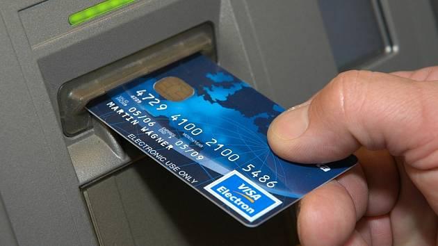 Platební karta.