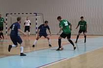 Futsalisté GMM Jablonec v zápase na hřišti soupeře zvítězili a pokračují v 2. lize v sérii vítězných zápasů.