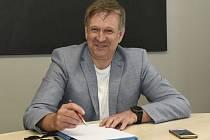 Lídr vítězné ODS v Jablonci nad Nisou Miloš Vele.