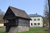 Dům přírody Český ráj v Dolánkách u Turnova.