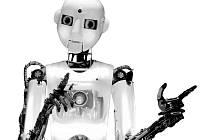 iQlandia v Liberci. Humanoidní robot.