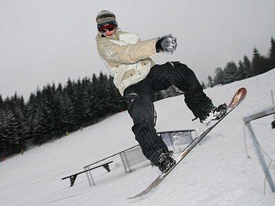 Pořadatelé série závodů 4x4 Českého poháru ve snowboardingu si vstřícnosti středisek velmi cení.