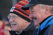 41. ročníku Patria Direct Jizerské 50 se běžel za ideálního počasí z Bedřichova v neděli 9 hodin ráno.Závodu se zůčastnilo přes tři tisíce běžců.Na startu se objevil a slavnostním výstřelem odstartoval závod prezident Václav Klaus.