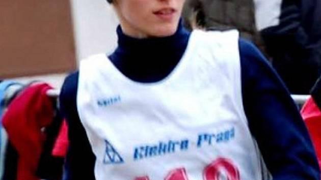 Petra Kuříková obsadila druhé místo.