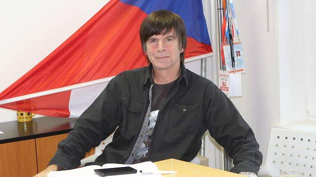 Novým předsedou představenstva Okresní hospodářské komory (OHK) v Jablonci nad Nisou se stal spolumajitel firmy Sundisk  Martin Bauer.