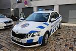 Nový vůz Městské policie Jablonec nad Nisou jezdí od 24. července.