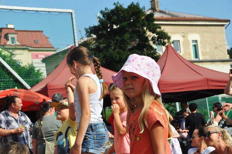 Městské slavnosti v Lučanech nad Nisou.