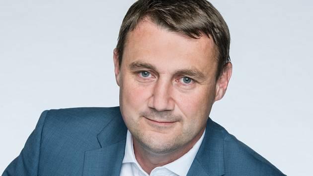 Martin Půta, hejtman Libereckého kraje.