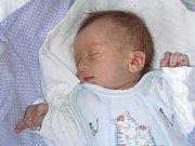 Václav Vrchník se narodil Markétě a Lukášovi Vrchníkovým z Jablonce nad Nisou 16. 9. 2014. Měřil 48 cm, vážil 2900 g.