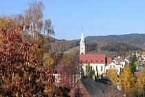 Kostel sv. Františka z Assisi Tanvald