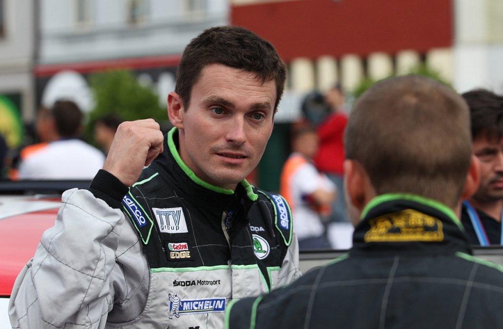 Na snímku je Jan Kopecký.