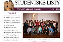 Studentské listy