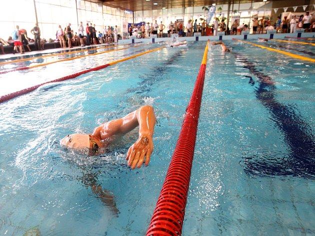 Český pohár v aquatlonu proběhl v Jablonci i loni